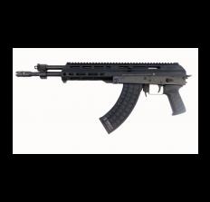 """M+M Inc M10 Hybrid AK-47 Pistols 7.62x39 12.5"""" 30rd - Black"""
