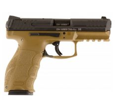"""Heckler & Koch HK VP9 FDE 9mm Pistol 4.09"""" barrel FLAT DARK EARTH (2) 15rd mags M700009FDE-A5"""