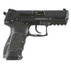 HK P30S V3 9mm pistol DA/SA Ambidextrous Safety/Decocker (2) 15rd mags M730903S-A5