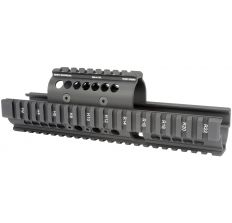 Midwest Industries AK Handguard - AK-47/74 Extended Hand Guard