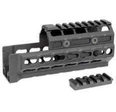 MI Gen2 AK47/74 Handguard Universal KeyMod Model - Rail Top