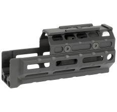 Midwest Industries Gen2 AK47/74 Handguard Universal M-Lok Model - T1 Top MI-AKG2-UMT1