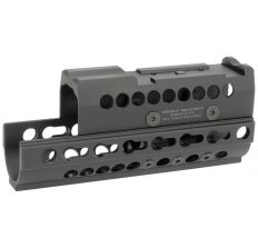 Midwest Industries Yugo AK Key Mod Handguard T1 Topcover for Primary Arms Red Dot MI-AK-SS-Y70K-T1/VS