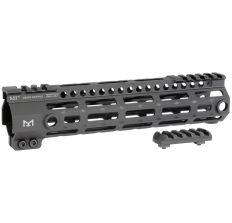 "Midwest Industries AR Handguard - 9"" G3 Lightweight M-Lok Handguard - MI-G3ML9 Black"