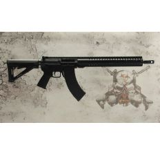 CMMG 76AFCD7 AKM Mutant Rifle 7.62x39mm 16'' Barrel (1) 30rd mag Black