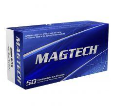 Magtech Ammunition 10mm 180gr FMJ 50rd Box