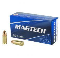Magtech 9mm Ammunition 124gr FMJ 50rd
