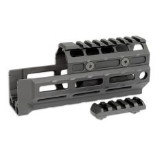 Midwest Industries Gen2 AK47/74 Handguard Universal M-Lok Model - MRO Top MI-AKG2-UMMRO