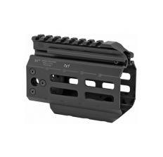 "Midwest Industries AR Handguard - Midwest Industries CZ Scorpion M-LOK Handguard - 4.25"""