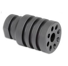 Midwest Industries AR Muzzle Device - Midwest Industries AR Pistol Blast Diverter 1/2x28