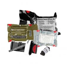 North American Rescue Individual Patrol Officer Kit (IPOK) - Medical Kit