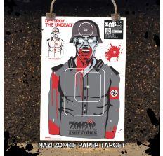 """Nazi Zombie 18x24"""" Indoor Paper Target"""
