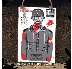 Nazi Zombie - Colossal 24x36'' Paper Target
