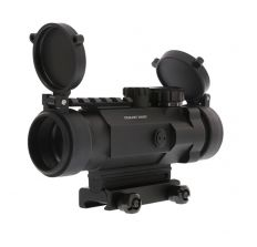 Primary Arms 4X Compact Prism Scope with the Patented 7.62x39/300BO ACSS Reticle