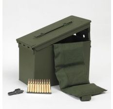 PMC Bronze .223 Remington Rifle Ammo - 55 Grain FMJ-BT 840rd Ammo Can
