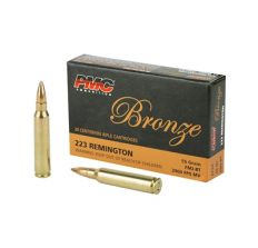 PMC Rifle Ammunition .223 Remington Rifle Ammo - 55 Grain FMJ-BT 1000RD - FREE SHIPPING
