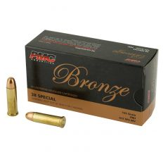 PMC Bronze .38 Special 132gr FMJ - 50rd Box