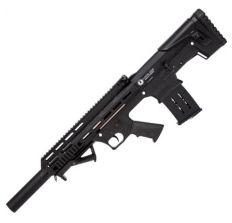 Panzer Arms Bullpup 12ga Shotgun BP-12 5rd 2 mags