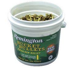 Remington Golden Bullet .22 LR - Remington Bucket O' Bullets Golden Bullets .22 LR 36gr 1400/bx (Blemished Packaging)