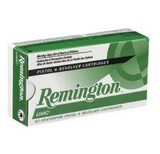 Remington UMC .44 Remington Magnum 180GR JSP 50/bx