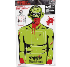 Zombie Paper Target - Rocky Paper Target 24''x 36'' Main