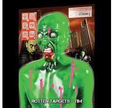Tim Rotten Zombie Target Full Size Torso