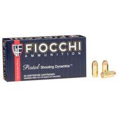 Fiocchi .380 ACP 95gr FMJ 50rd Box