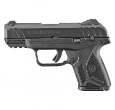 """Ruger Security Compact 9mm 3.42"""" (2) 10rd - Black"""