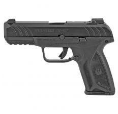 "Ruger Security-9 Pro 9mm 4"" Barrel (2) 15rd Night Sights - Black"