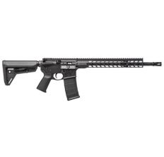 "Stag 15 Tactical RH QPQ Rifle 5.56NATO 16"" 30rd 13.5"" Stag Handguard Magpul MOE Stock/Grip - Black"