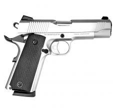 "SDS 1911 Carry SS45 .45ACP 4.25"" (1) 8rd Magzine - Stainless W/ Black Grip"
