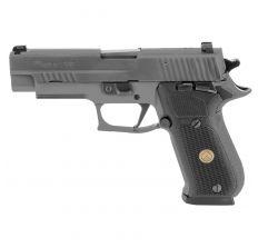 """Sig Sauer P220 Legion SAO .45ACP 4.4"""" (3) 8rd G-10 Grips - Gray"""