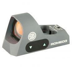 Sig Sauer Romeo 3 Reflex Sight 1x25mm 3 MOA Red Dot