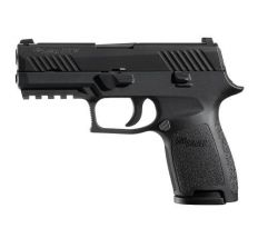 "Sig Sauer P320C Compact 45ACP 3.9"" 9RD BLK"