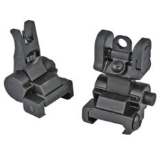 Sig Sauer Flip-Up Iron Sight Set - M1913 Rail