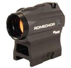 Sig Sauer Romeo 4 Optic 1x20 Compact Graphite 2 MOA Red Dot 65 MOA Circle