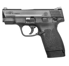 "S&W M&P SHIELD 45ACP semi-auto pistol 3.3"" barrel  (1) 6rd & (1) 7rd mag BLACK with THUMB SAFETY 180022"