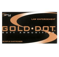 Speer LE Gold Dot 223 Remington 64gr Soft Point 20rd