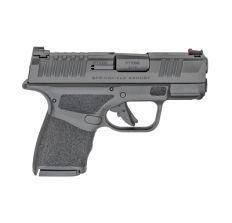 "Springfield Hellcat 9mm 3"" Black 13rd Fiber Optic"