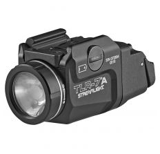 Streamlight TLR-7A Flex Light 500 Lumens, 1.5 Hour Runtime, Comes with High and Low Switch and (1) CR123A Lithium Battery