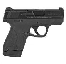 "Smith & Wesson Shield 9mm 3-1/8"" Barrel 7 & 8 round magazine No Safety SKU 10035"