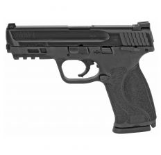 """Smith & Wesson M&P9 M2.0 9mm 4.25"""" (2) 17rd Thumb Safety - Black"""