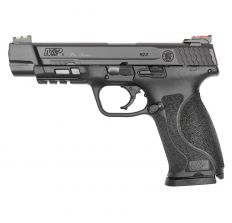 """Smith & Wesson M&P9 PC Pro Series 9mm 5"""" (2) 17rd No Manual Safety - Black"""