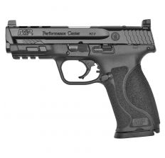 "Smith & Wesson M&P9 M2.0 Performance Center C.O.R.E 9mm 4.25"" (2) 17rd - Black"