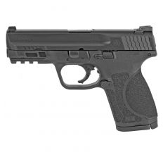 """Smith & Wesson M&P M2.0 9mm 4"""" Barrel (2) 10rd No Safety - Black"""