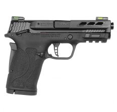SMITH & WESSON S&W M&P380 SHIELD M2.0 PERFORMANCE CENTER 380ACP PORTED BLACK 8RD