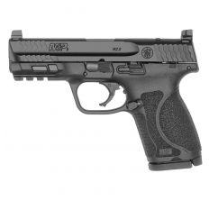 "Smith & Wesson M&P9 M2.0 9mm 4"" (2) 15rd No Thumb Safety Optics Ready - Black"