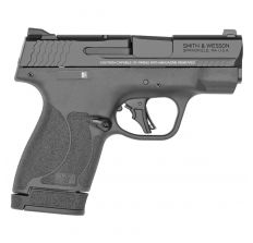 "Smith & Wesson M&P9 Shield Plus 9mm 3.1"" 10rd/13rd Manual Safety - Black"