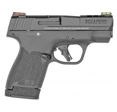 """Smith & Wesson M&P9 Shield Plus Ported 9mm 3.1"""" 10rd/13rd - Black"""