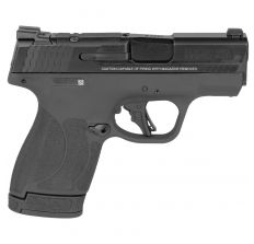 """Smith & Wesson S&W M&P9 Shield Plus Optics Ready 9mm 3.1"""" 10/13rd Thumb Safety"""